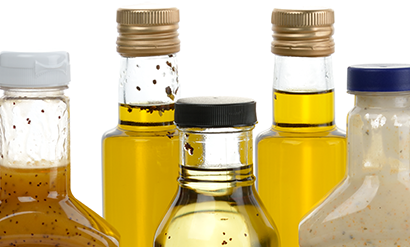 Oils, Vinegars and Condiments